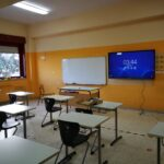 Nuovi monitor touch in aula